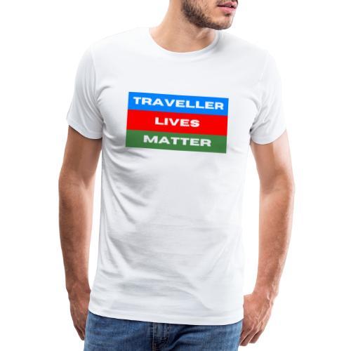 TLM 2Tr - Premium-T-shirt herr
