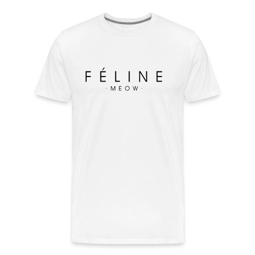 Féline - Camiseta premium hombre