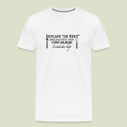 Eetcafe de Keet - Mannen Premium T-shirt