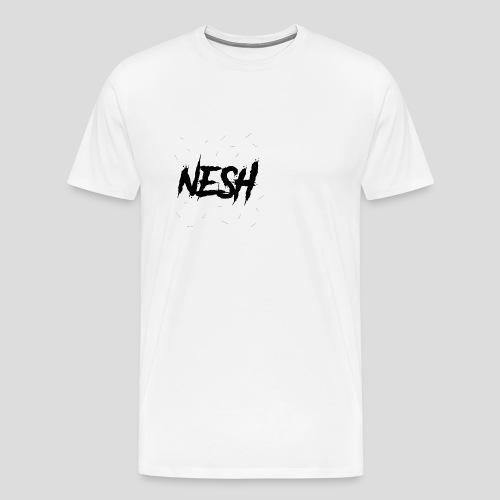 Nesh Logo - Männer Premium T-Shirt