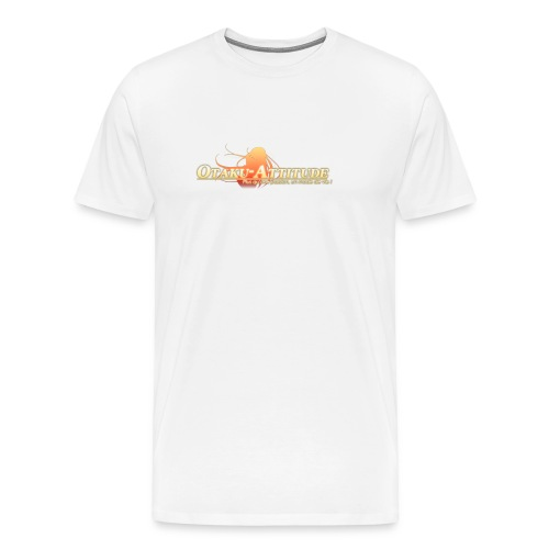 logo oa v3 v1 fond clair - T-shirt Premium Homme