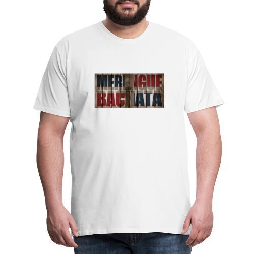 # Salsa Es La Cura Merengue Bachata - T-shirt Premium Homme