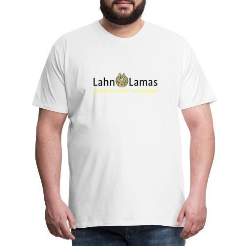 Lahn Lamas - Männer Premium T-Shirt