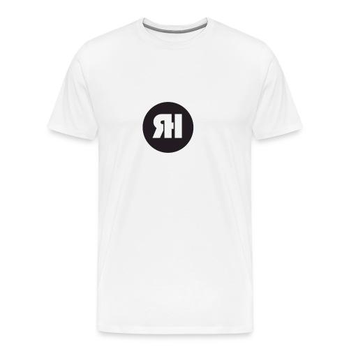 RH logo - Men's Premium T-Shirt