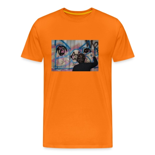 fox1 - T-shirt Premium Homme
