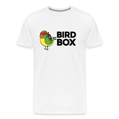 bird box - Camiseta premium hombre