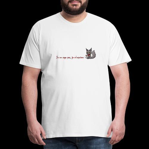 RavenWolfire Design - T-shirt Premium Homme