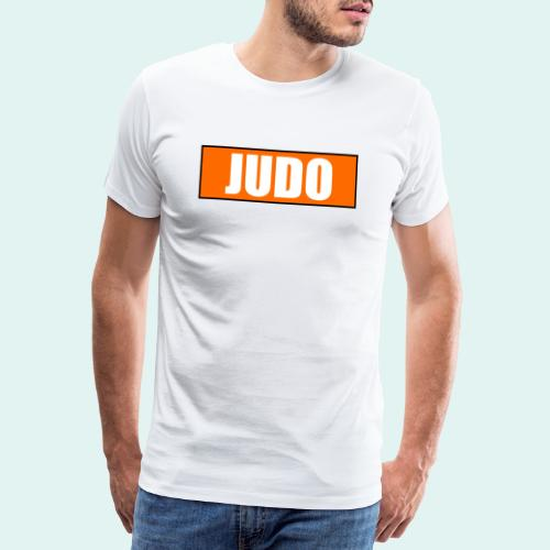 Judo Orange 5. Kyu - Männer Premium T-Shirt