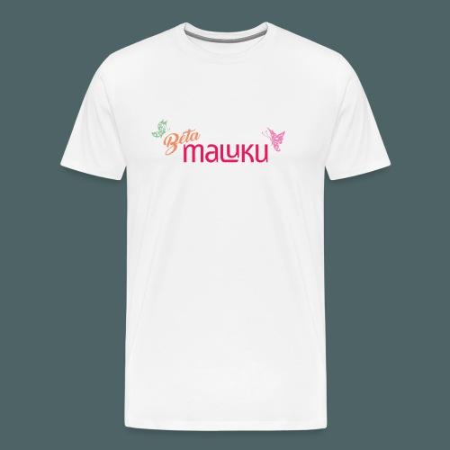 Beta Maluku - Mannen Premium T-shirt