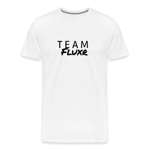 Team Fluxr - Premium-T-shirt herr