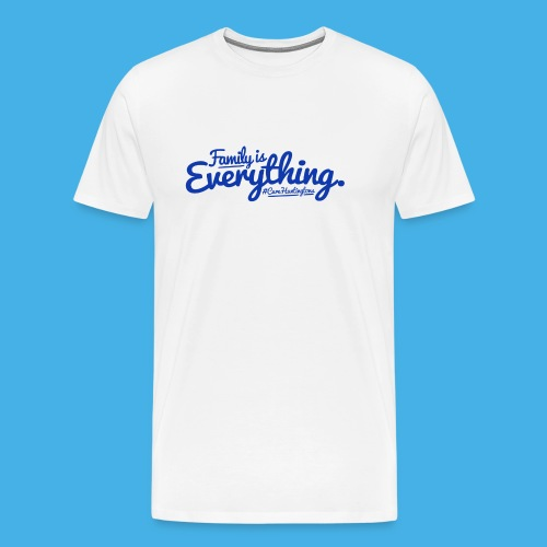 family is everything - Men's Premium T-Shirt