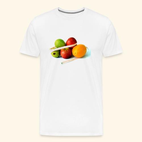 I`m on a diet! :( - Men's Premium T-Shirt