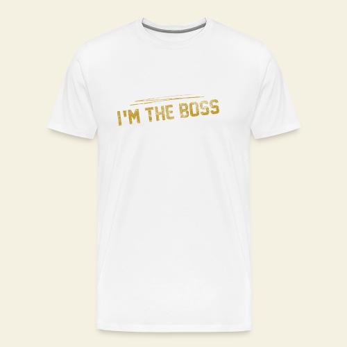 BAVAGLINO PRINCESS - Maglietta Premium da uomo
