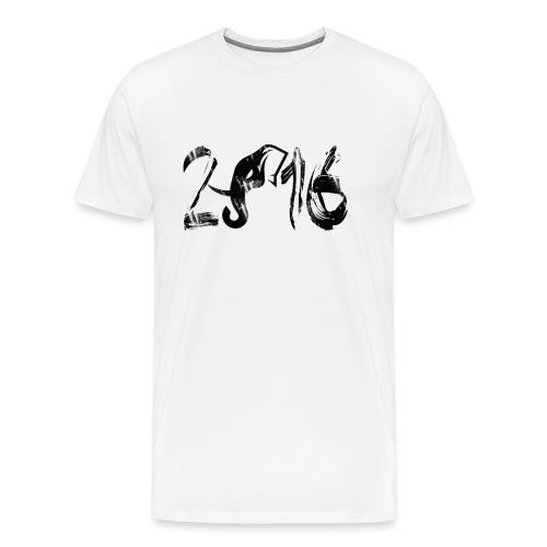 Black Elephant 2016 - Männer Premium T-Shirt