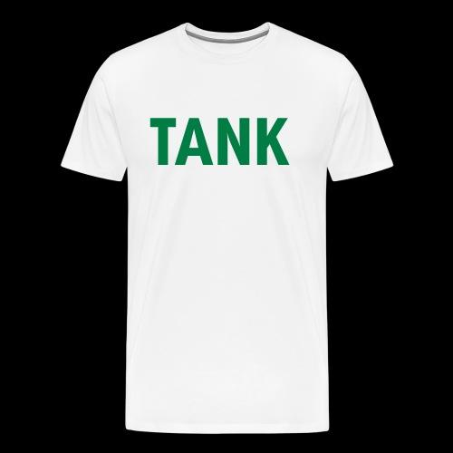 tank - Mannen Premium T-shirt