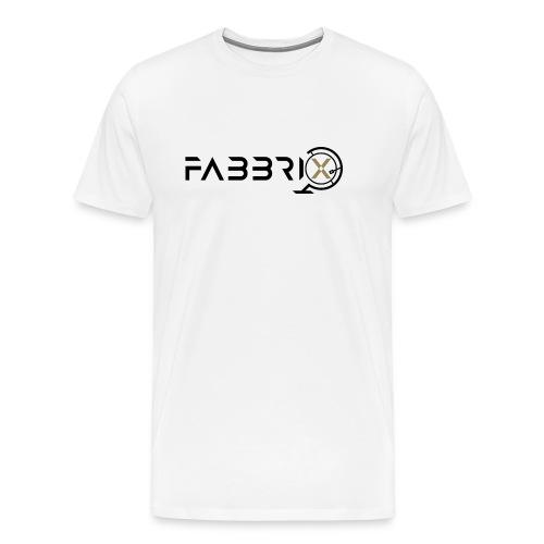 FABBRIXX black gold HQ SHOP - Maglietta Premium da uomo