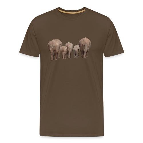elephant 1049840 - Maglietta Premium da uomo