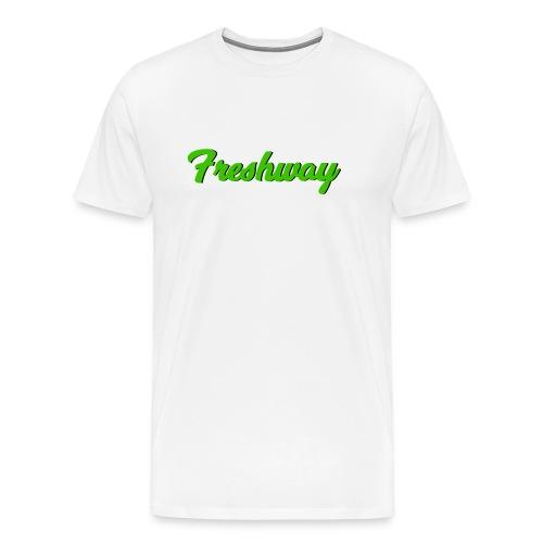 freshway big - Premium-T-shirt herr