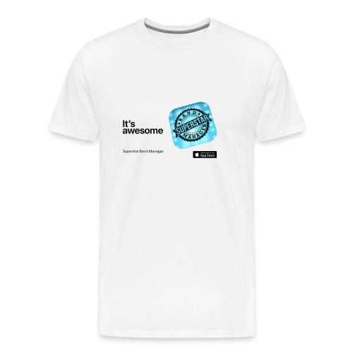 It's awesome - Men's Premium T-Shirt
