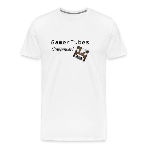 GamerTubes T-Shirt - Mannen Premium T-shirt