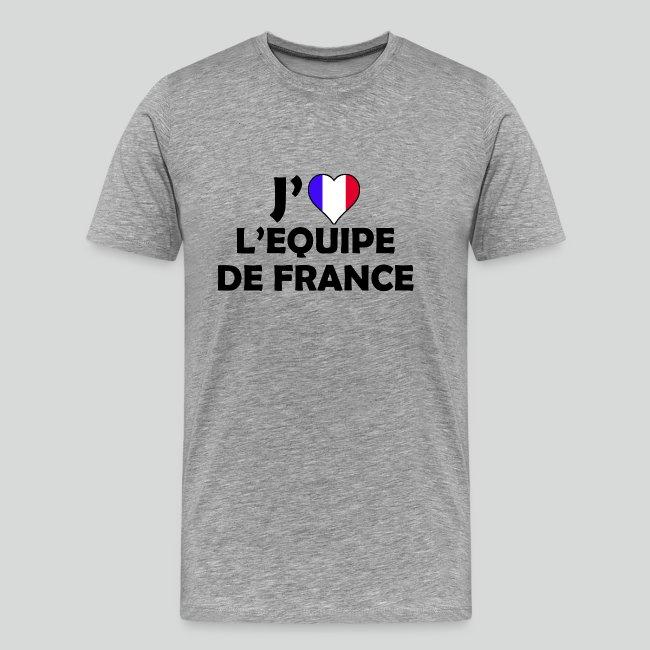 J'aime L'équipe De France (N)