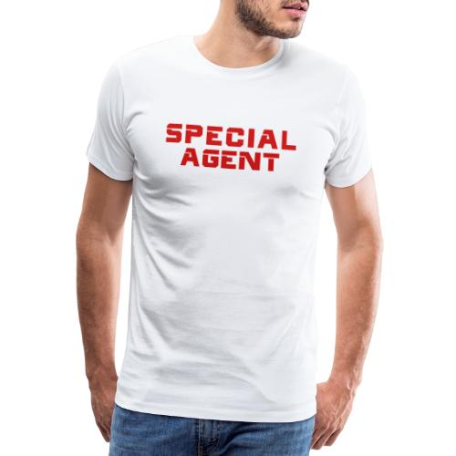 SPECIAL AGENT I - Koszulka męska Premium