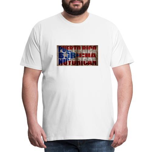 # Salsa Es La Cura Puerto Rico Boricua Nuyorican - T-shirt Premium Homme