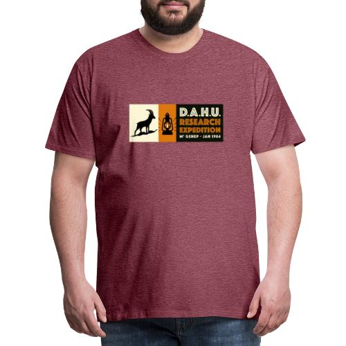 Expedition Chasse au Dahu - T-shirt Premium Homme