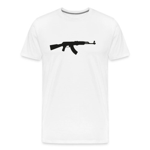 AK-47 - Miesten premium t-paita