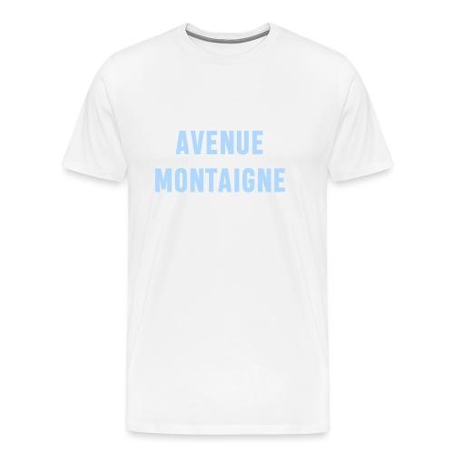 Avenue Montaigne - T-shirt Premium Homme