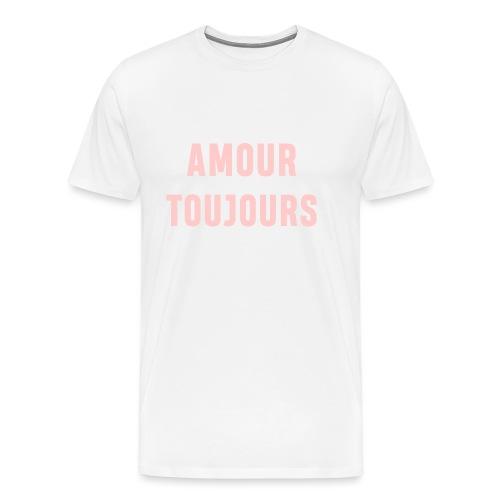 Amour toujours - T-shirt Premium Homme
