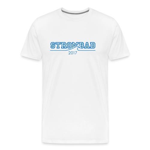 strombad college Welle 2017 - Männer Premium T-Shirt