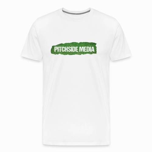 Pitchside media Mug - Men's Premium T-Shirt