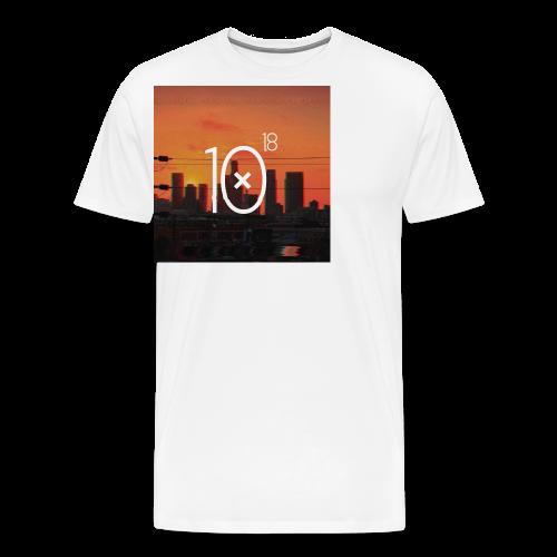 NY City tee - Koszulka męska Premium