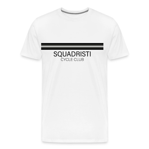 Squadristi Cycle Club - Männer Premium T-Shirt