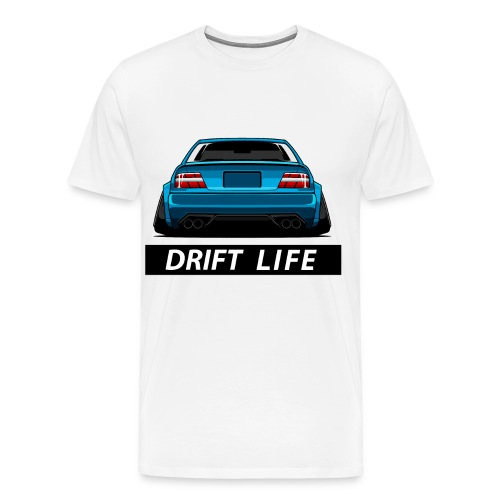 Vida Drift Tuneo Derrape m3 - Camiseta premium hombre
