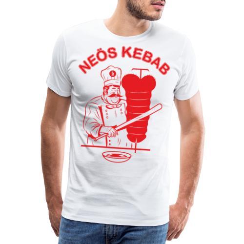 Neös Kebab - Männer Premium T-Shirt