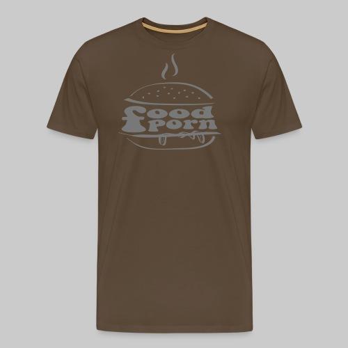 foodporn - Männer Premium T-Shirt