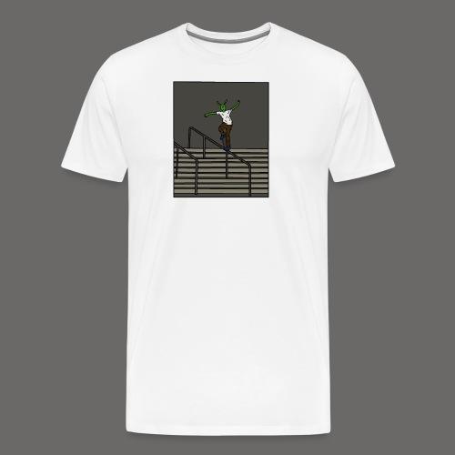 gravel tee - Men's Premium T-Shirt