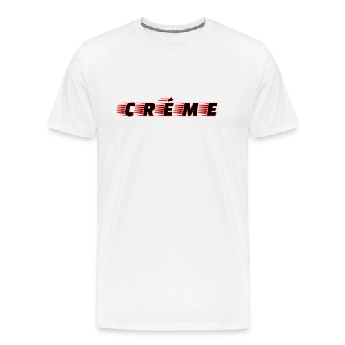 Créme - Men's Premium T-Shirt