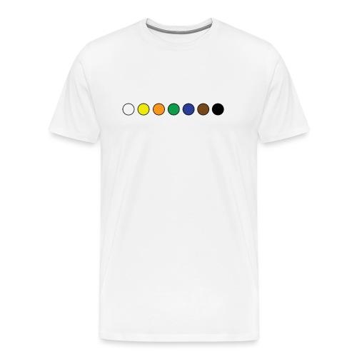 Colors - Männer Premium T-Shirt
