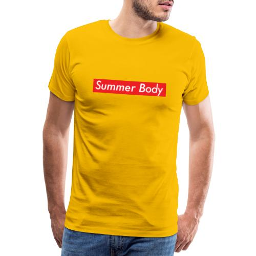 Summer Body - T-shirt Premium Homme