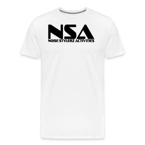 NOISE STYLERZ ACTIVITIES - T-shirt Premium Homme