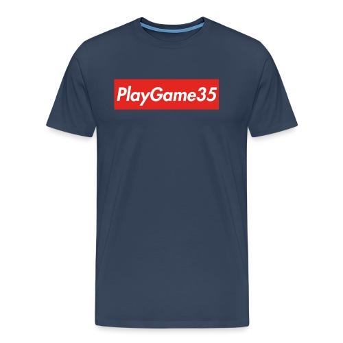 PlayGame35 - Maglietta Premium da uomo