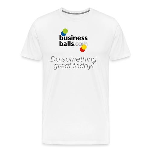 Logo 2 Tshirt2 - Men's Premium T-Shirt
