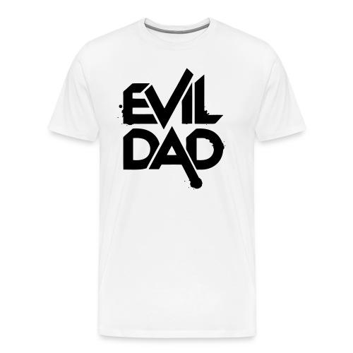 Evildad - Mannen Premium T-shirt