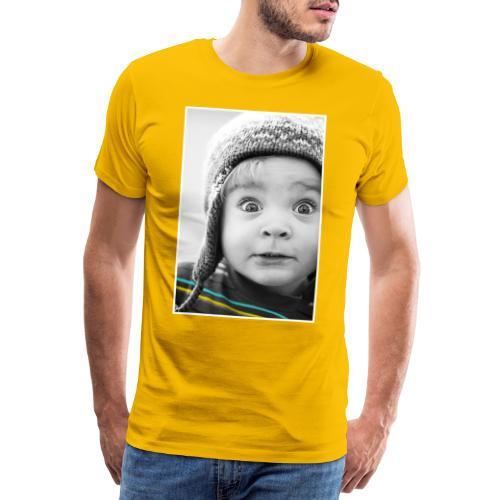 Kid What? - Maglietta Premium da uomo