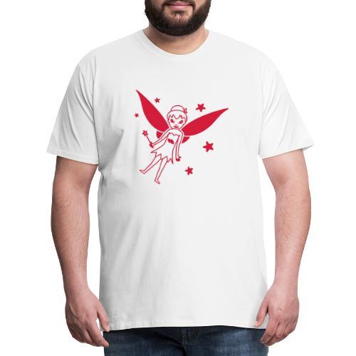 Motif Fée - T-shirt Premium Homme