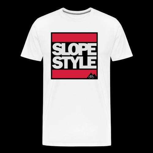 SLOPESTYLE - Männer Premium T-Shirt