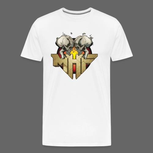 new mhf logo - Men's Premium T-Shirt